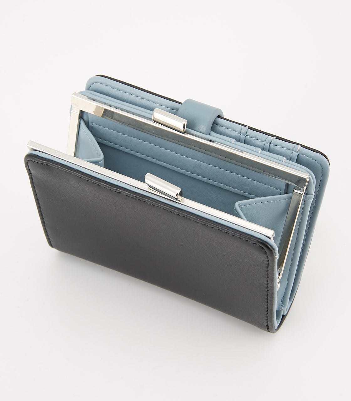 【AZUL BY MOUSSY】COLOR POINT WALLET 詳細画像 BLK 4