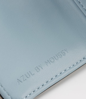 【AZUL BY MOUSSY】COLOR POINT COMPACT WALLET 詳細画像