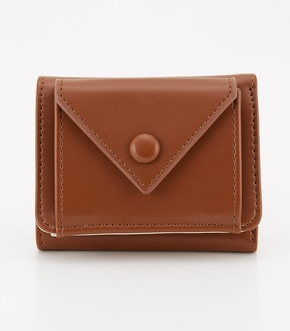 COLOR POINT COMPACT WALLET