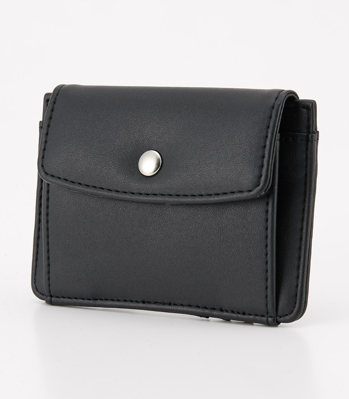 【AZUL BY MOUSSY】COIN+CARD PURSE 詳細画像 BLK 1