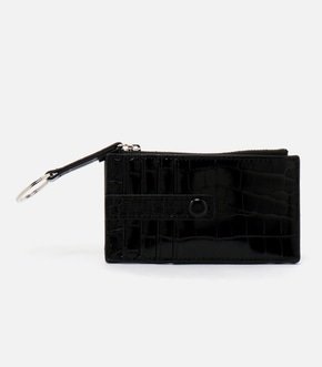 【AZUL BY MOUSSY】CROCO COIN CASE
