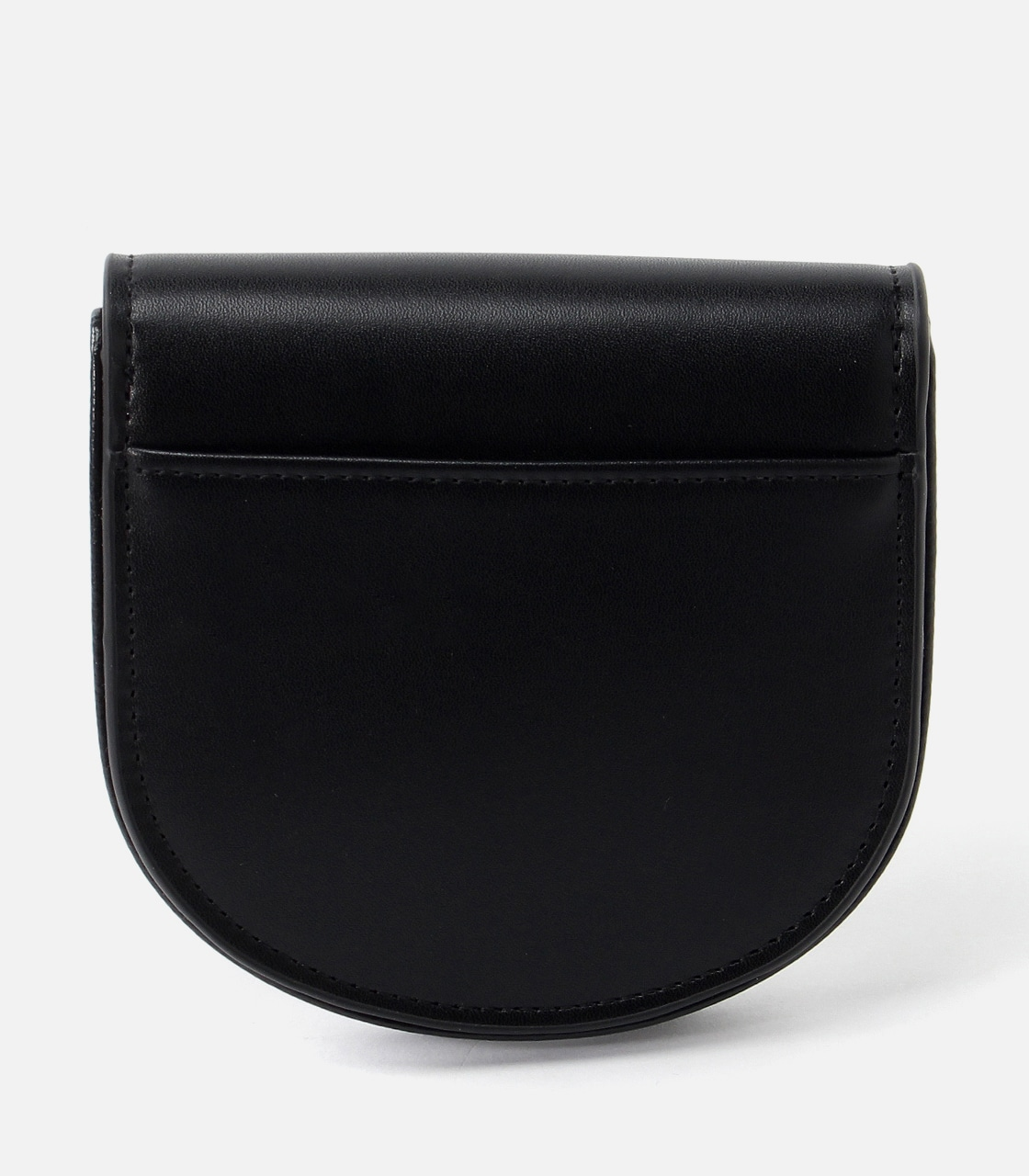 【AZUL BY MOUSSY】HARF ROUND WALLET 詳細画像 BLK 2