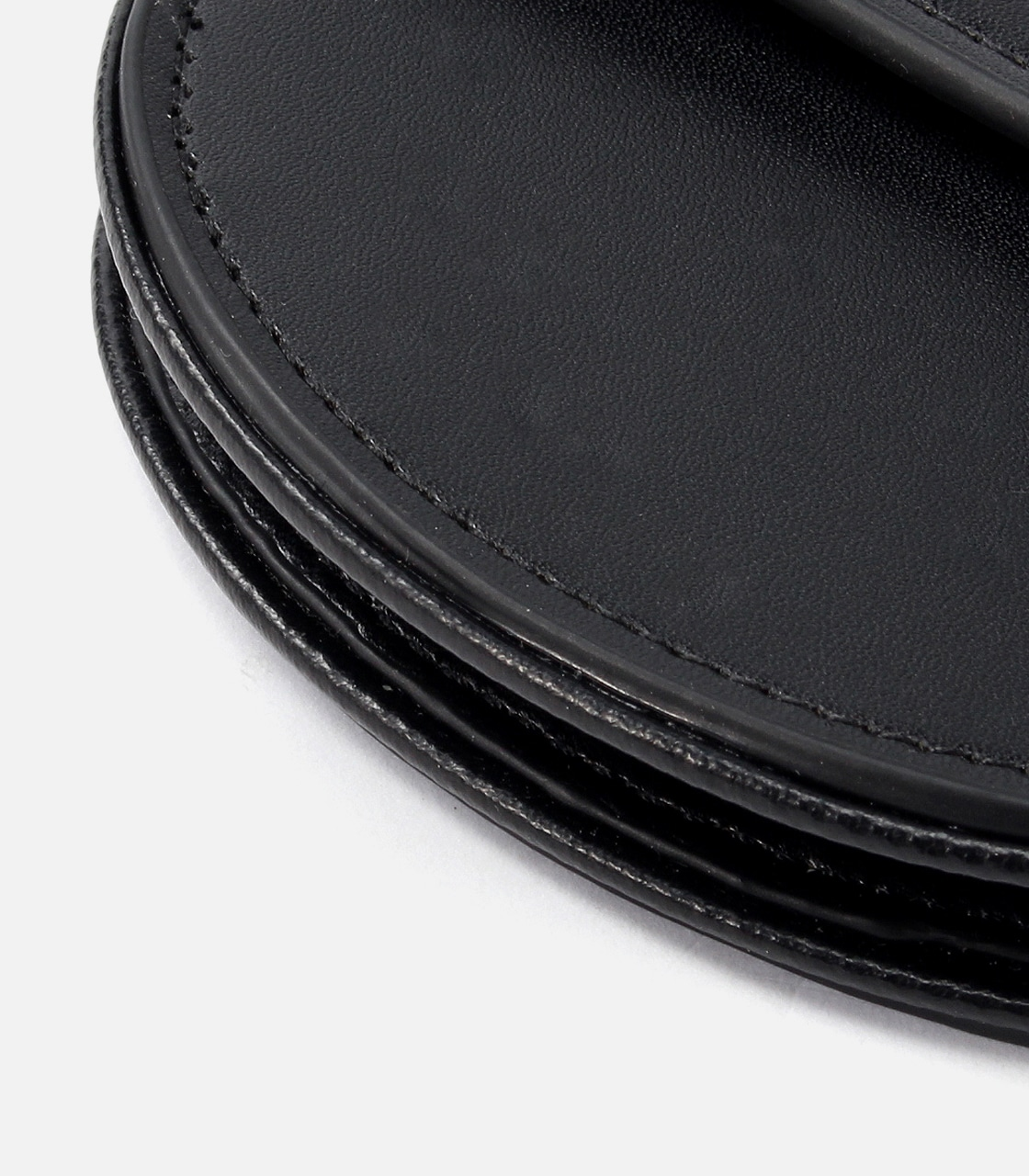 【AZUL BY MOUSSY】HARF ROUND WALLET 詳細画像 BLK 4