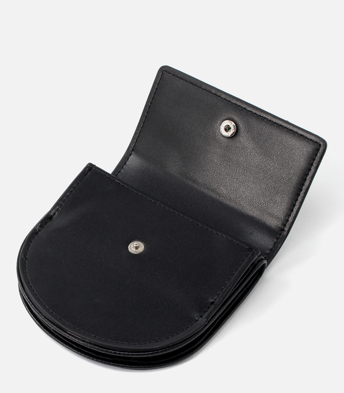 【AZUL BY MOUSSY】HARF ROUND WALLET 詳細画像 BLK 6