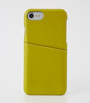 ENAMEL PHONE CASE