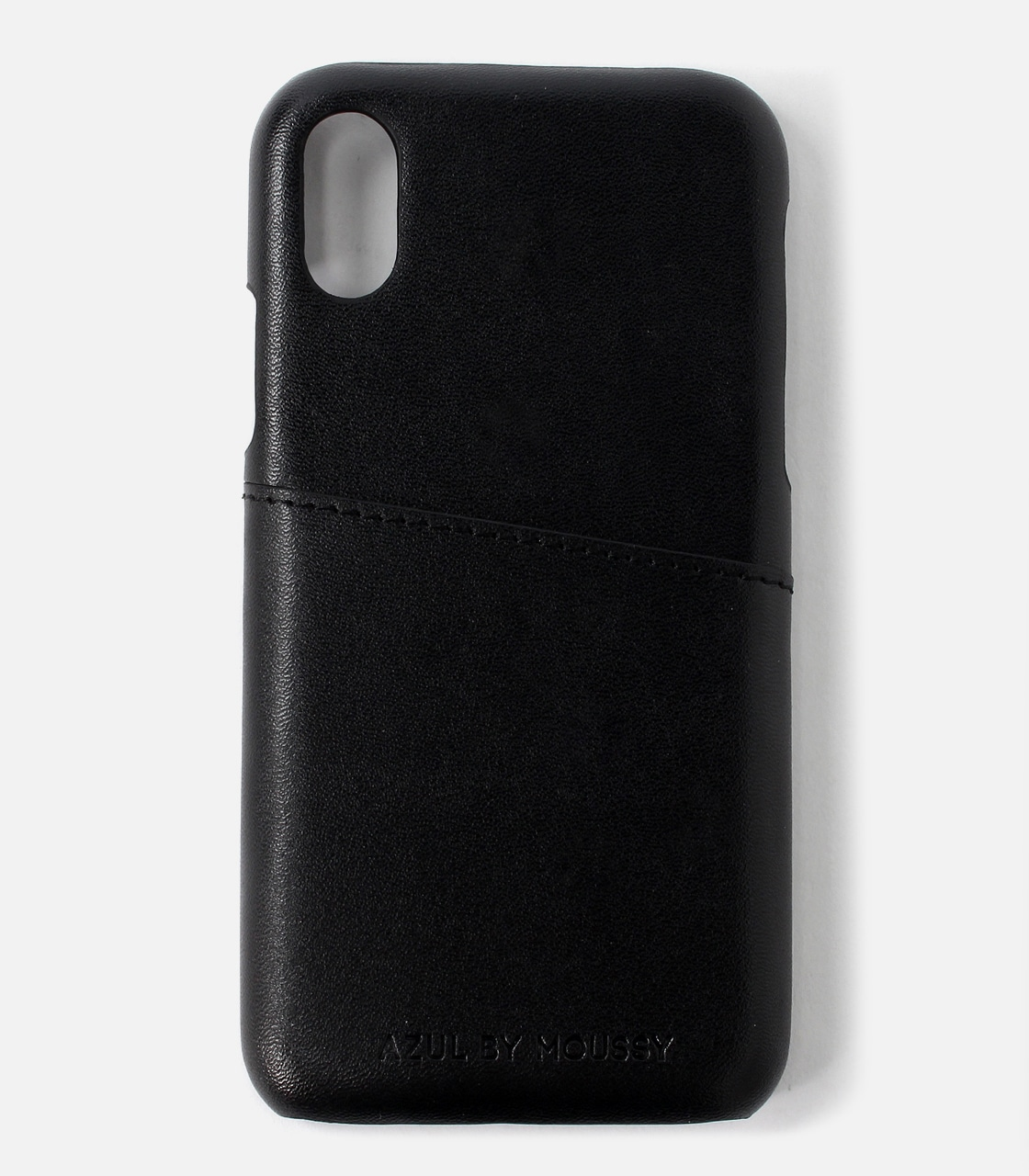 【AZUL BY MOUSSY】BLOCKING PHONE CASE 詳細画像 BLK 1