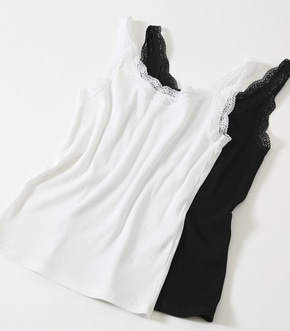 【AZUL BY MOUSSY】BASIC LACE CAMISOLE