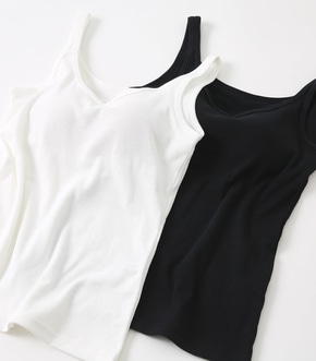 【AZUL BY MOUSSY】BASIC BRA TANKTOP