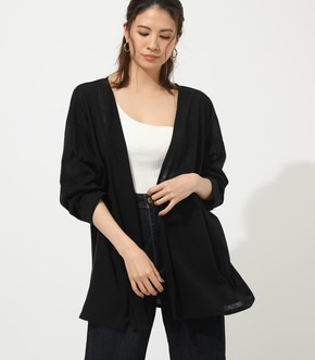 【AZUL BY MOUSSY】FLARE SLEEVE CARDIGAN