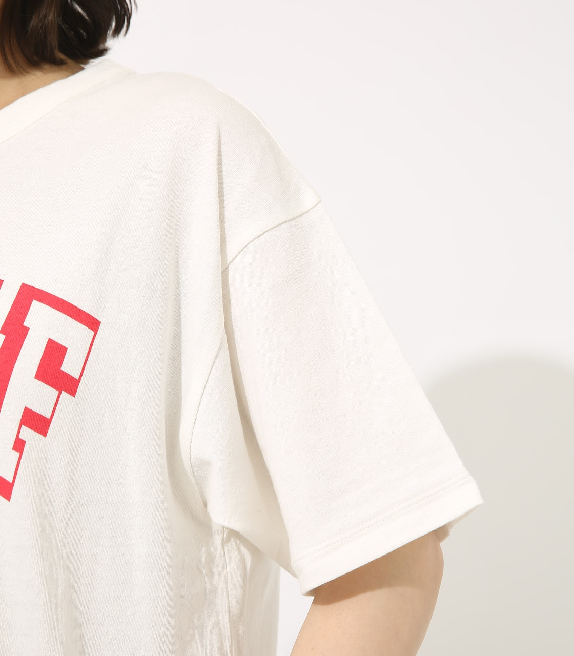 【AZUL BY MOUSSY】CALIF BIG TEE 詳細画像 WHT 8