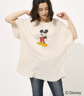 【AZUL BY MOUSSY】Hi MICKEY TEE