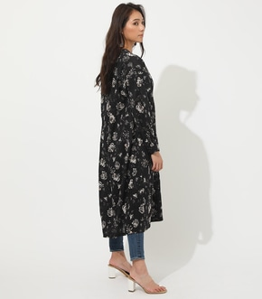 【AZUL BY MOUSSY】FLOWER GOWN 詳細画像