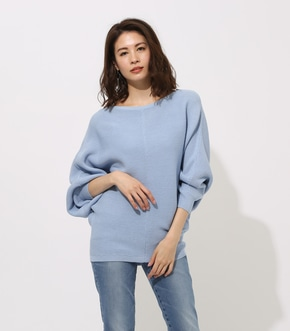 2WAY DOLMAN KNIT TOPS
