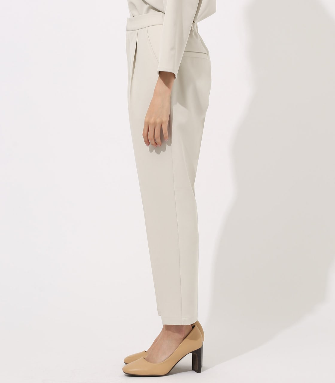 【AZUL BY MOUSSY】TACK TAPERED PANTS 詳細画像 L/BEG 6