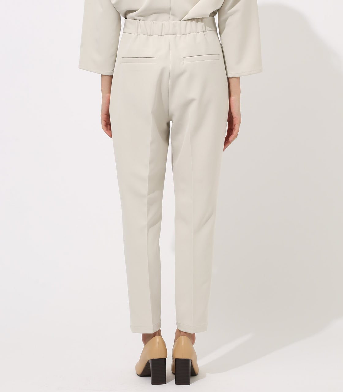 【AZUL BY MOUSSY】TACK TAPERED PANTS 詳細画像 L/BEG 7