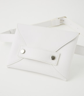 METAL MINI WAIST BAG BELT 詳細画像