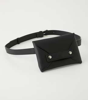 METAL MINI WAIST BAG BELT
