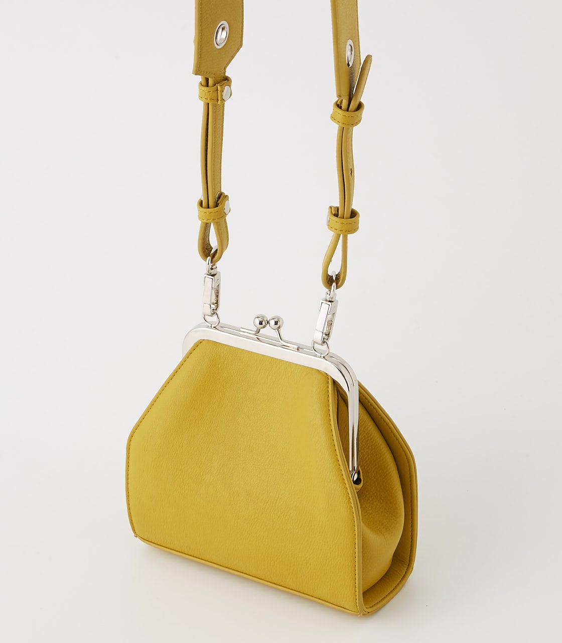 【AZUL BY MOUSSY】PESE PURSE SHOULDER BAG 【MOOK49掲載 90055】 詳細画像 YEL 3
