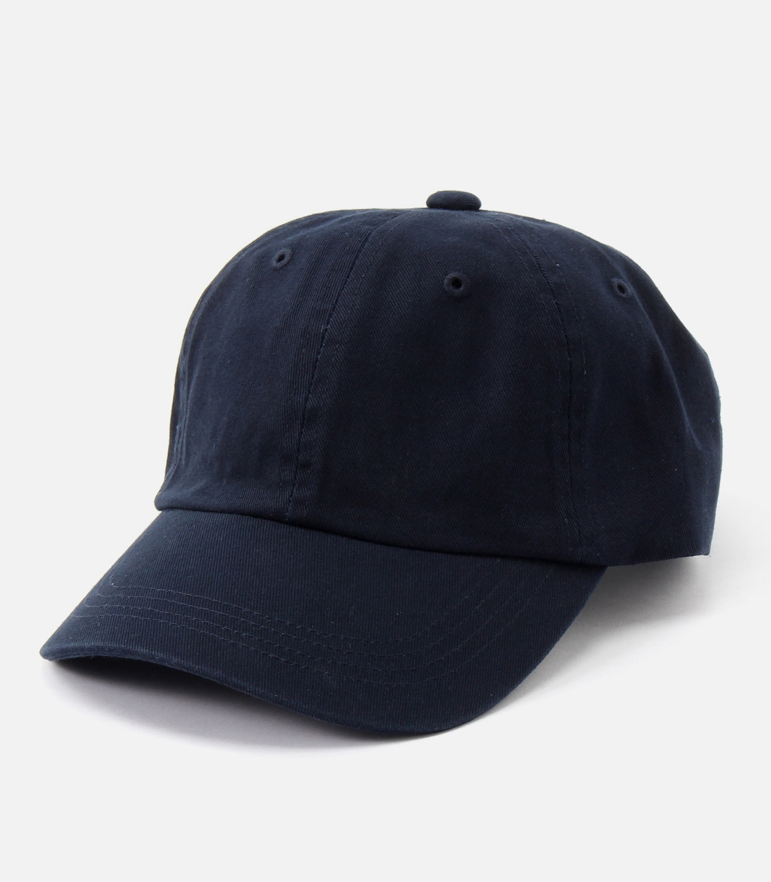 【AZUL BY MOUSSY】BASIC TWILL CAP 【MOOK49掲載 90020】 詳細画像 NVY 1