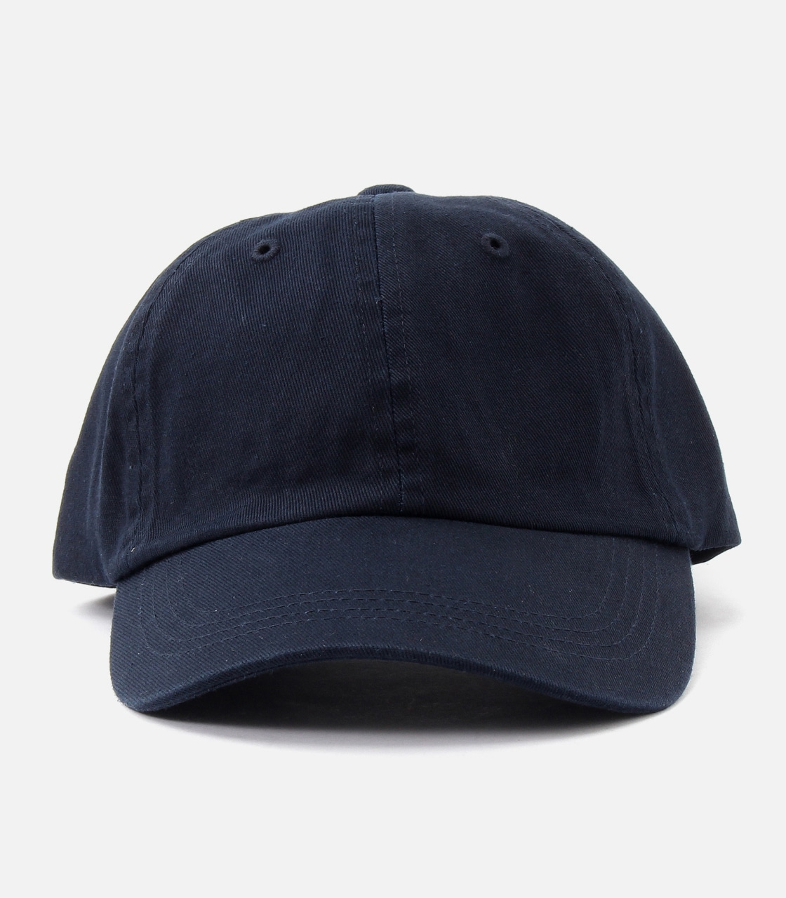 【AZUL BY MOUSSY】BASIC TWILL CAP 【MOOK49掲載 90020】 詳細画像 NVY 2