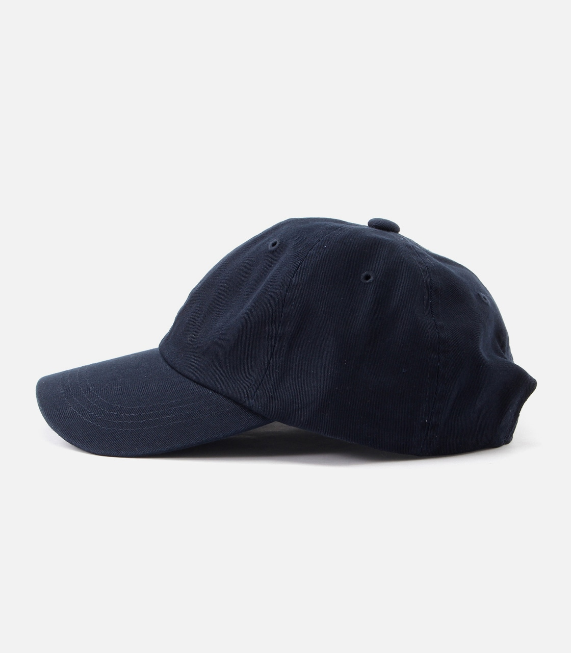 【AZUL BY MOUSSY】BASIC TWILL CAP 【MOOK49掲載 90020】 詳細画像 NVY 4