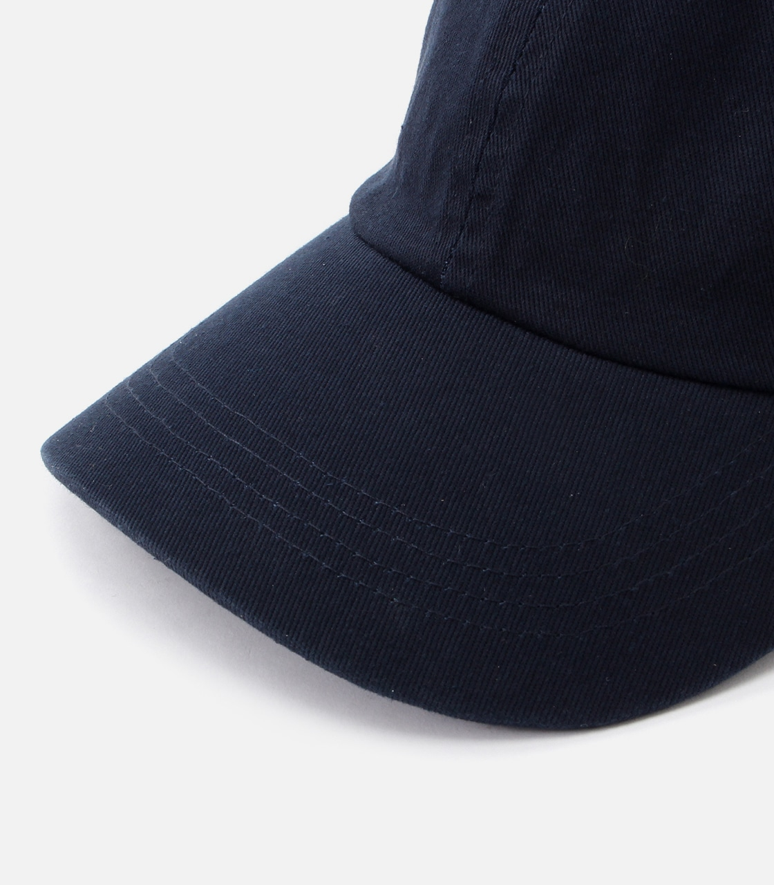 【AZUL BY MOUSSY】BASIC TWILL CAP 【MOOK49掲載 90020】 詳細画像 NVY 5