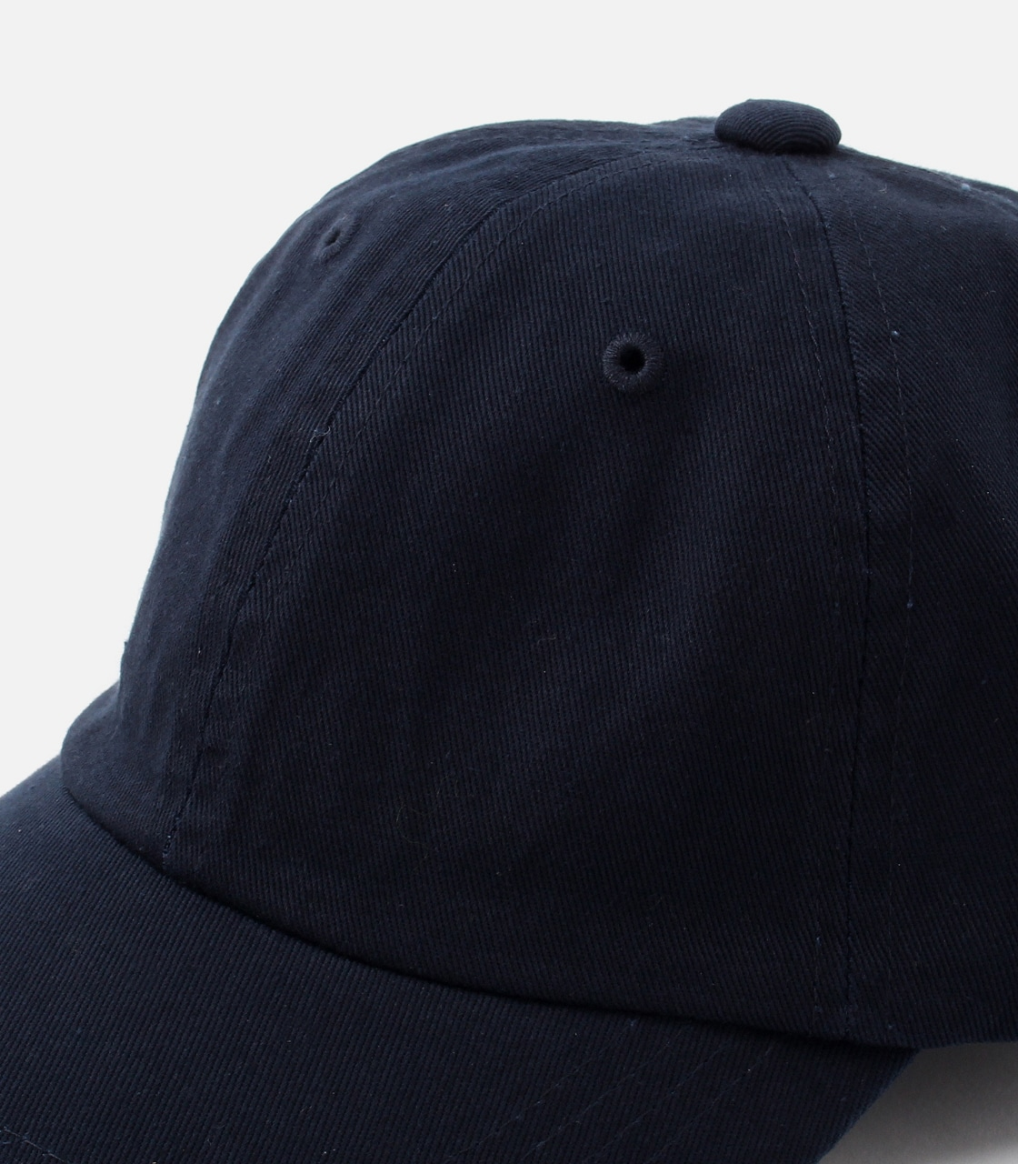【AZUL BY MOUSSY】BASIC TWILL CAP 【MOOK49掲載 90020】 詳細画像 NVY 6