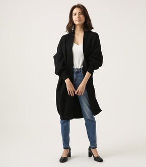 【AZUL BY MOUSSY】SWEATTER LONG CARDIGAN