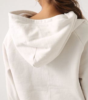【AZUL BY MOUSSY】HALF ZIP HOODIE 詳細画像