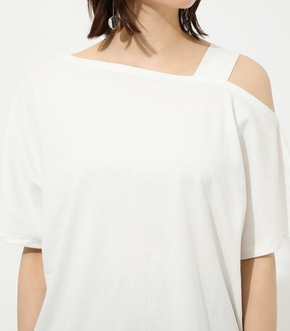 【AZUL BY MOUSSY】ONE SHOULDER CUT TOPS 詳細画像