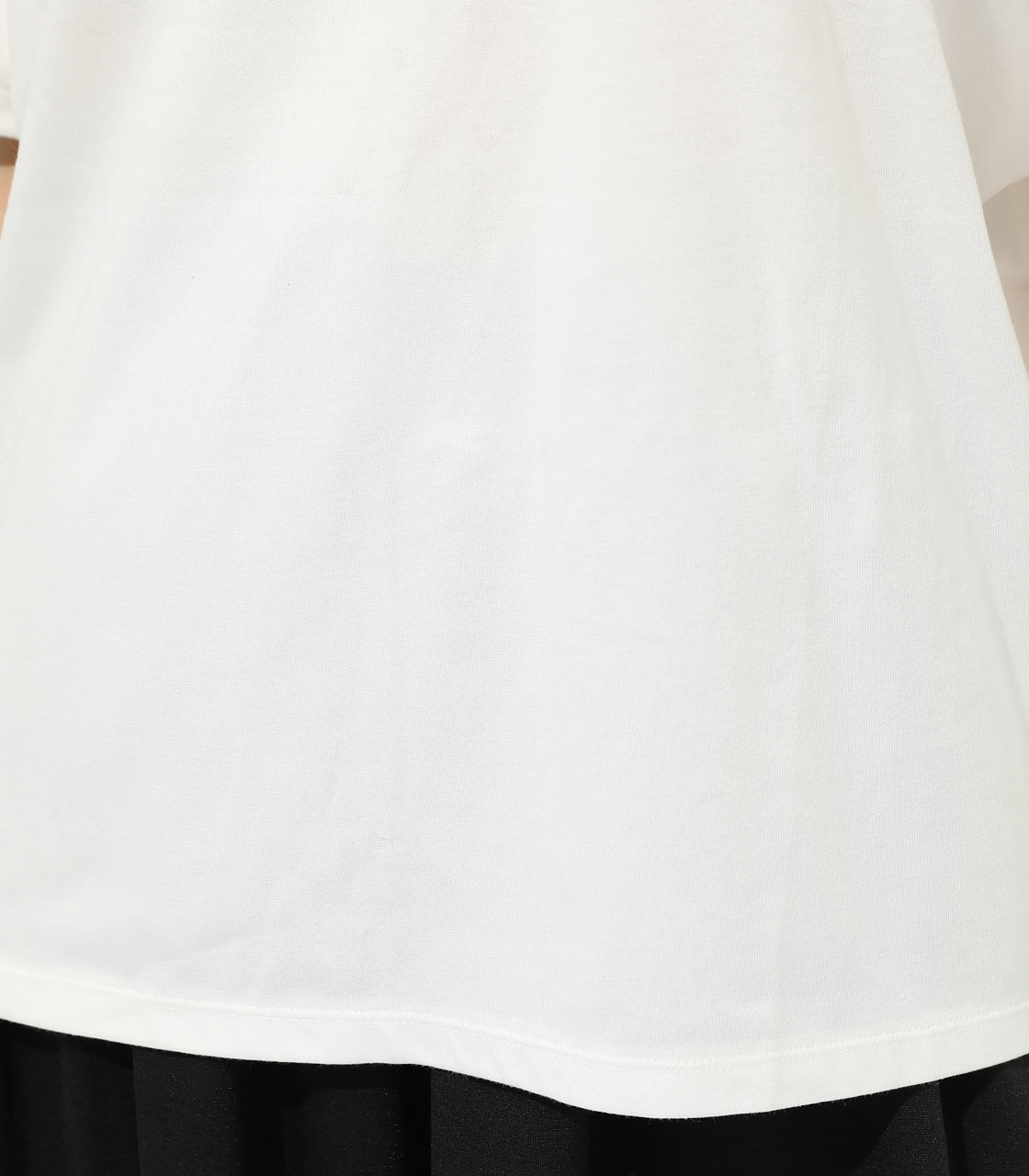 【AZUL BY MOUSSY】ONE SHOULDER CUT TOPS 詳細画像 O/WHT 9
