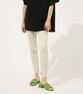 【AZUL BY MOUSSY】WIDE RIB LEGGINGS【MOOK50掲載 90108】