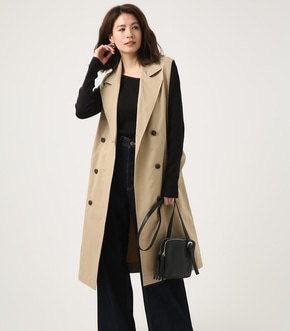 【AZUL BY MOUSSY】TRENCH VEST