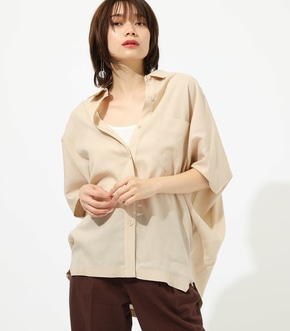 【AZUL BY MOUSSY】LOOSE DOLMAN SHIRT