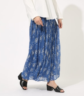 【AZUL BY MOUSSY】PEDICEL PLEATE SKIRT 【MOOK49掲載 90041】 詳細画像