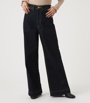 【AZUL BY MOUSSY】DARTS DENIM WIDE 【MOOK49掲載 90008】