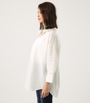 【AZUL BY MOUSSY】LOOSE SKIPPER SHIRT 詳細画像