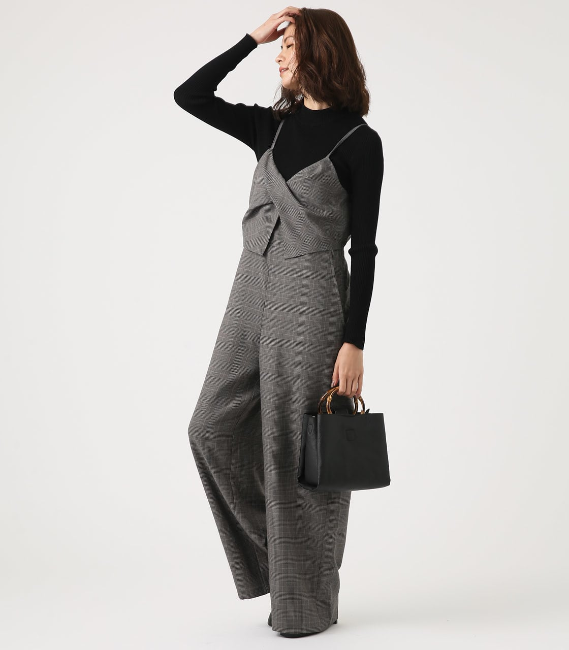 【AZUL BY MOUSSY】TWIST LAYERED ALL IN ONE