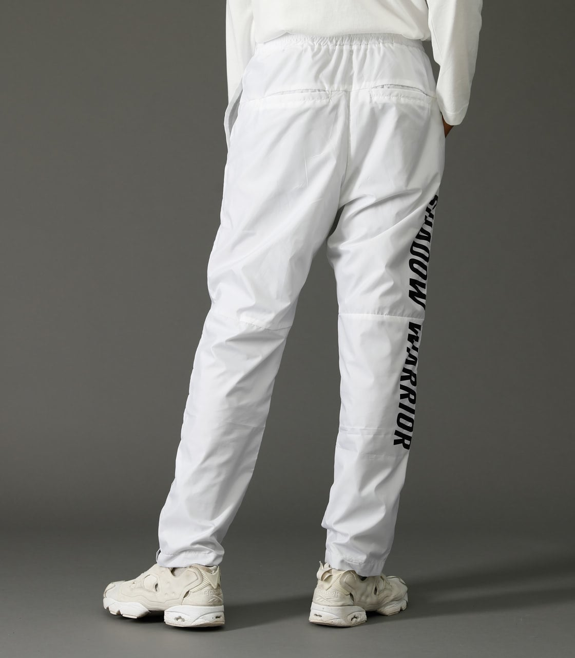 【AZUL BY MOUSSY】CLUB AZUL WARMUP PANTS【MOOK47掲載 97026】 詳細画像 WHT 3
