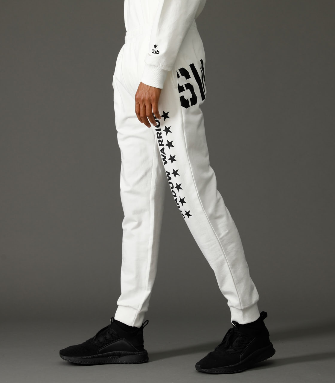 CLUB AZUL STRETCH PANTS 詳細画像 WHT 2