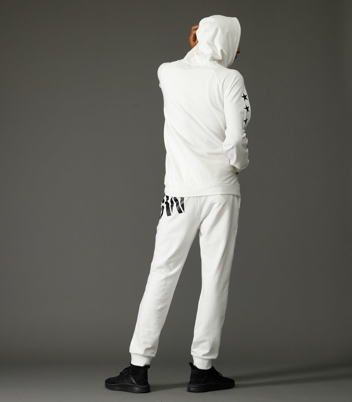 CLUB AZUL STRETCH PANTS 詳細画像 WHT 5