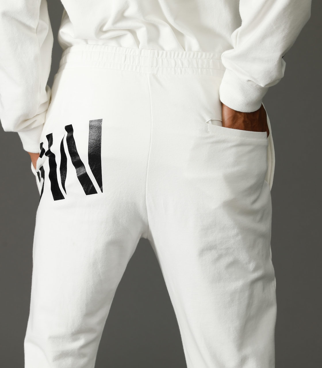 CLUB AZUL STRETCH PANTS 詳細画像 WHT 6