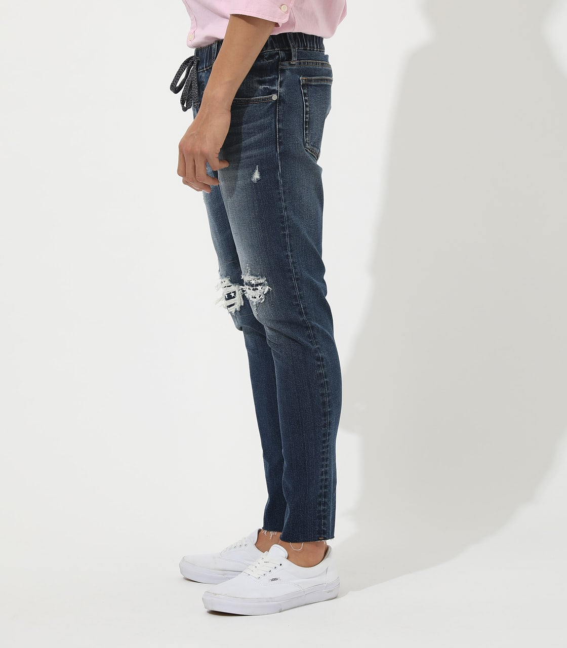 【AZUL BY MOUSSY】STAR ACTION COMFORT SKINNY 詳細画像 BLU 5