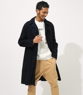 SOUTIEN COLLAR LONG COAT