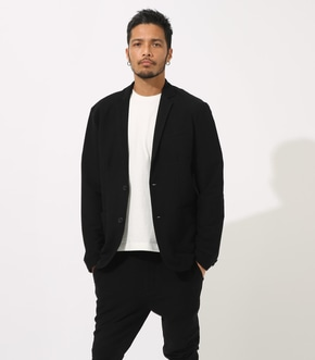 NOTCHED LAPEL JACKET