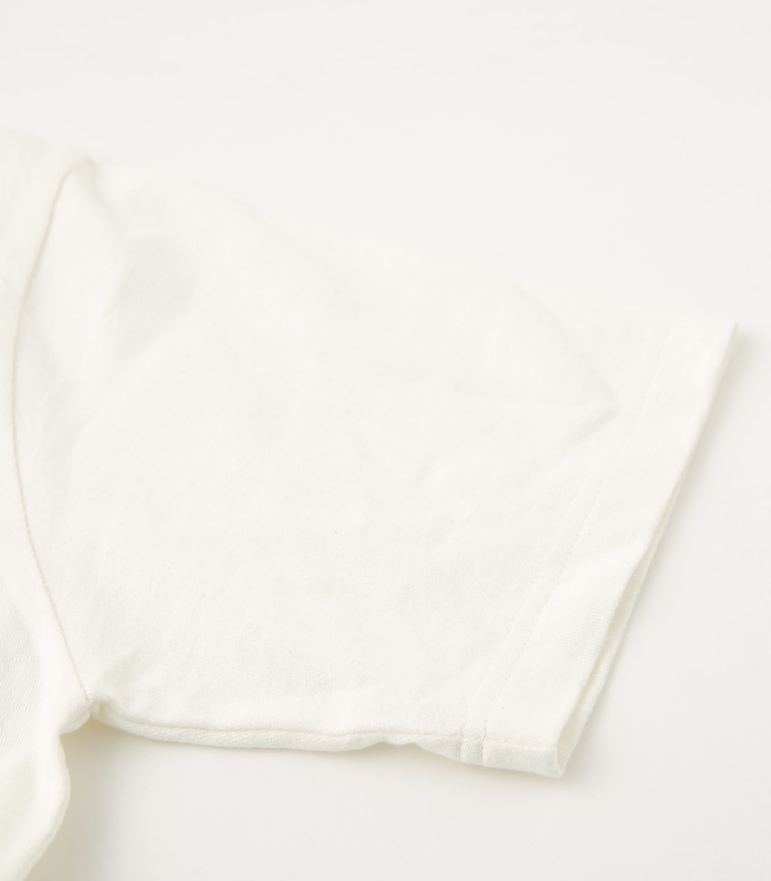 【AZUL BY MOUSSY】HEAVY WEIGHT Vネック T-SHIRT 詳細画像 WHT 5