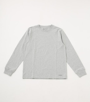 【AZUL BY MOUSSY】HEAVY WEIGHT BASIC LONG SLEEVE