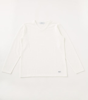 【AZUL BY MOUSSY】SLUB PILE LONG SLEEVE 詳細画像