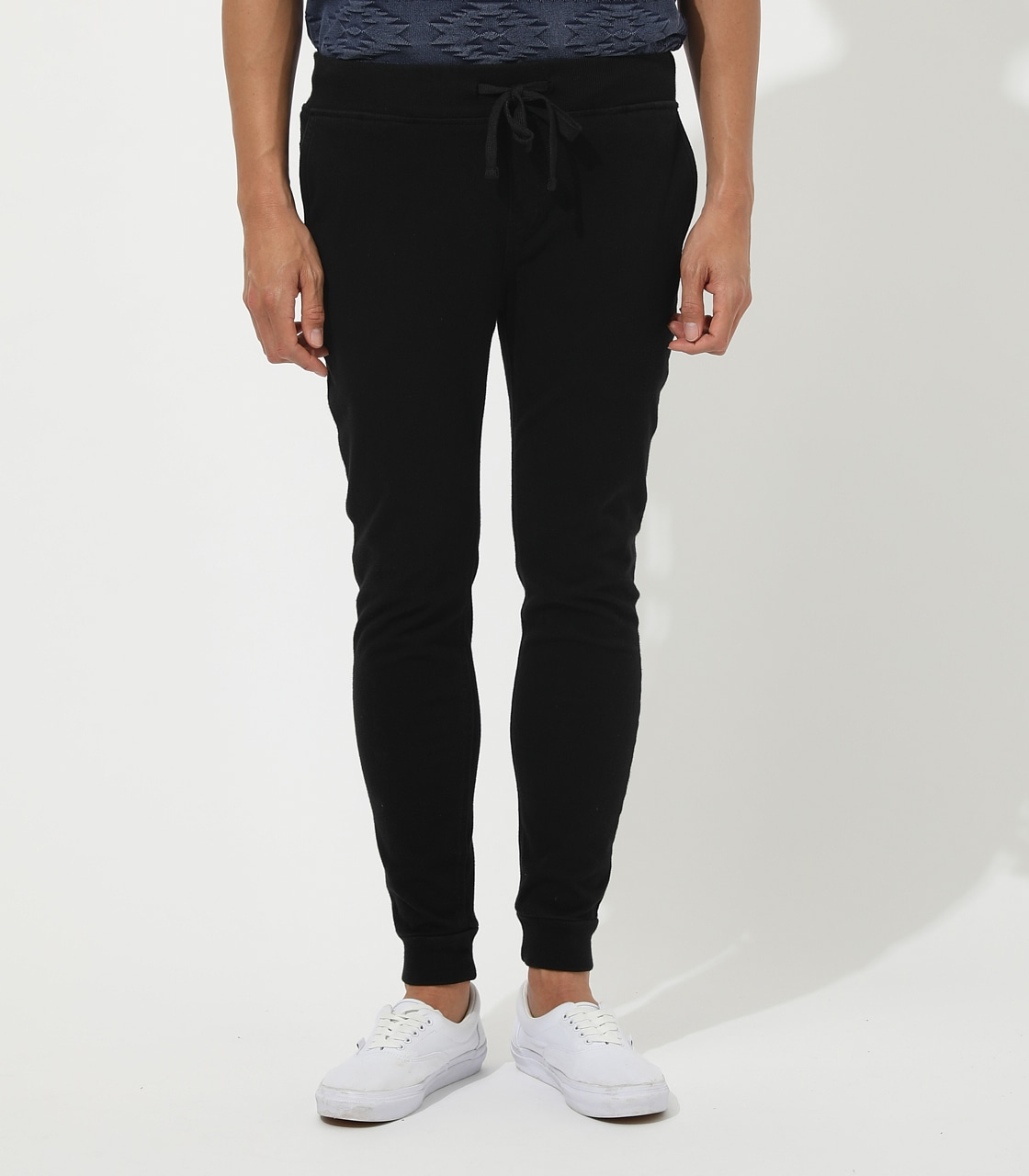 【AZUL BY MOUSSY】EASY ACTION SLIM JOGGER 詳細画像 BLK 4