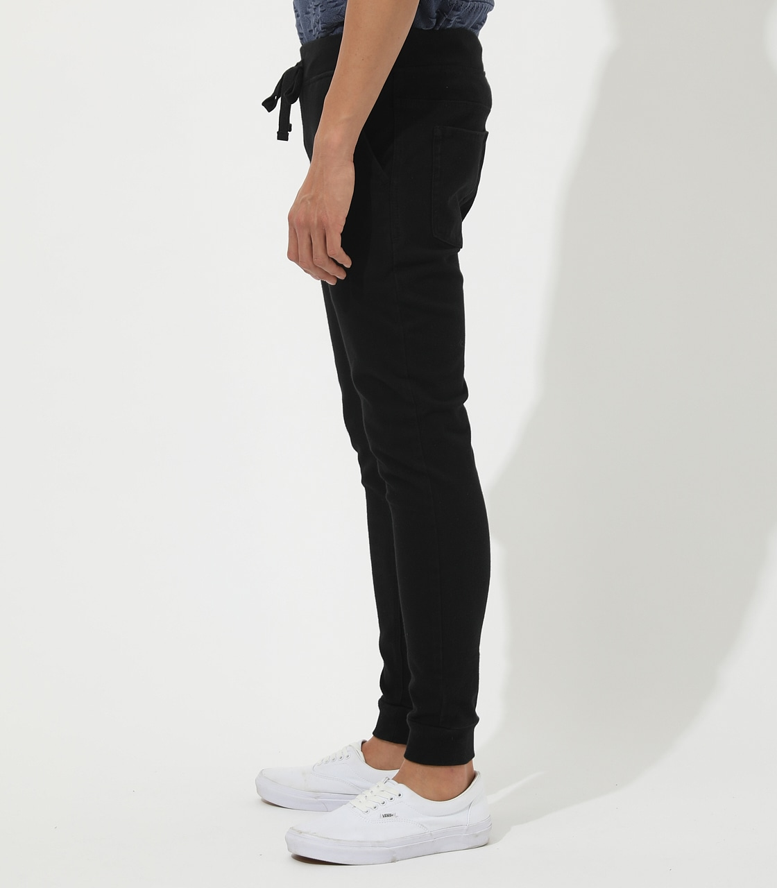 【AZUL BY MOUSSY】EASY ACTION SLIM JOGGER 詳細画像 BLK 5